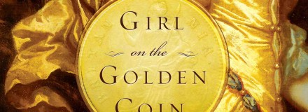 A Shimmering Cover Reveal for Girl on the Golden Coin