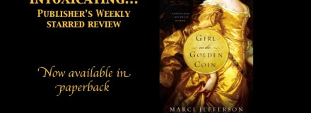 GIRL ON THE GOLDEN COIN Now in Paperback with Top 10 Interesting Moments of the Year