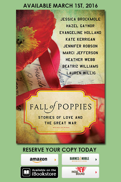 Fall of Poppies Cover Reveal